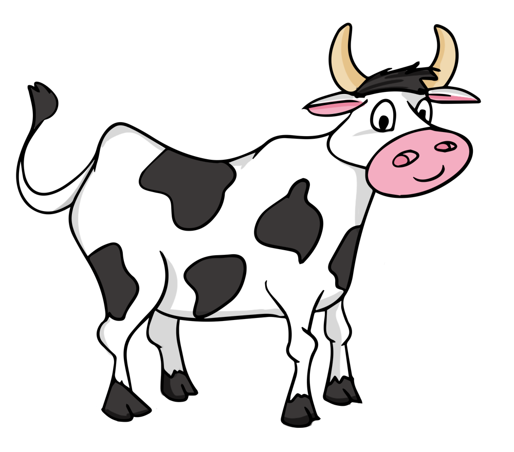 Best Cow Clipart #24261 - Clipartion.com