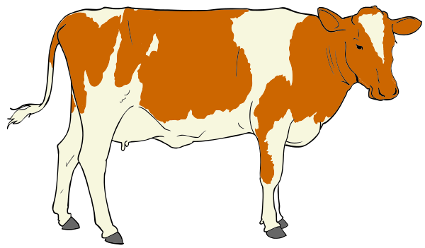 Cow Clip Art Images Free For Commercial Use