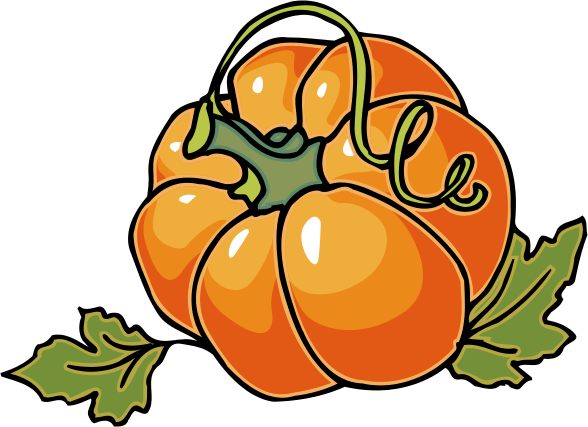 Cute Baby Pumpkin Clip Art Free