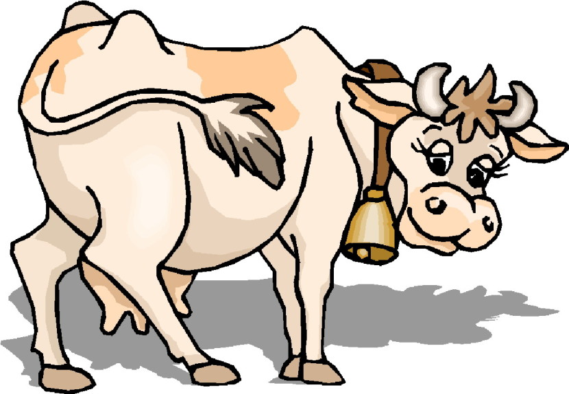 Cute Cow Clipart Free