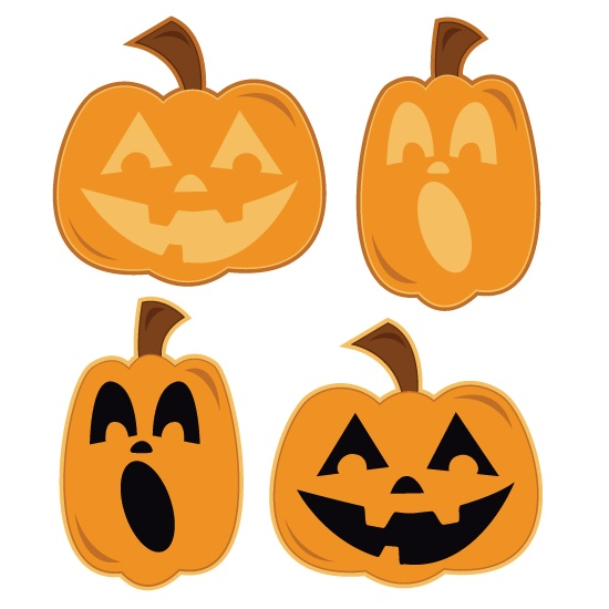 Cute Halloween Spider Clipart Free