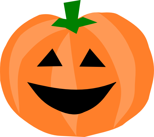 Cute Pumpkin Clip Art Free