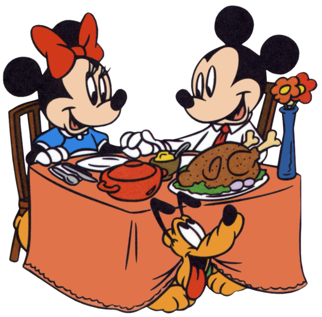 Disney Thanksgiving Clipart Free