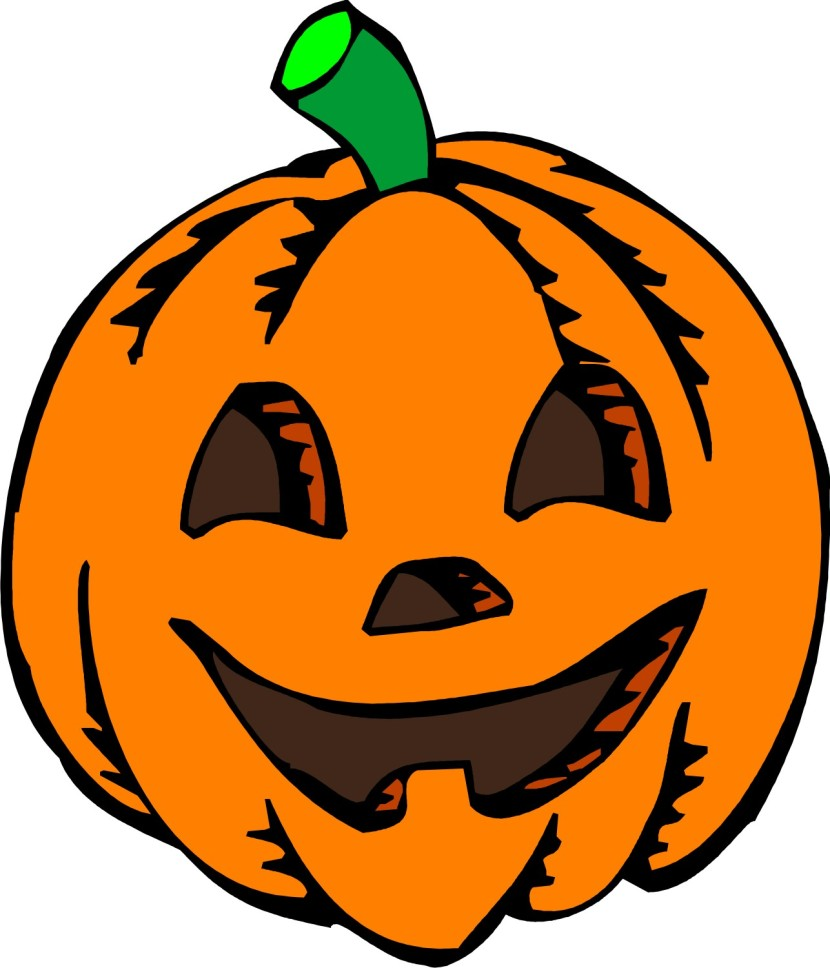 Emma\'s Trend Fashion And Style Cute Halloween Pumpkin Clipart