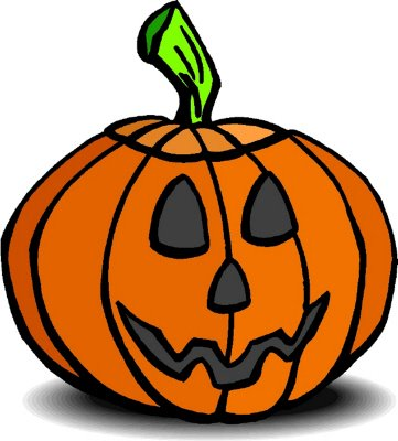 Emma\'s Trend Fashion And Style Happy Halloween Pumpkin Clip Art