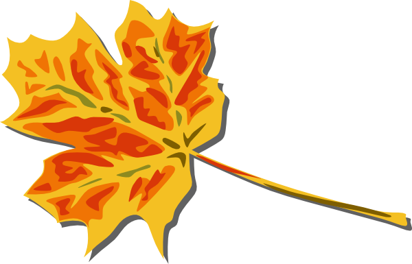 Fall Leaves Clip Art At Vector Clip Art Online