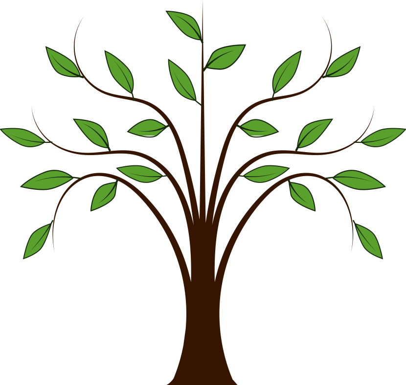 Family Tree Clipart - Clipartion.com