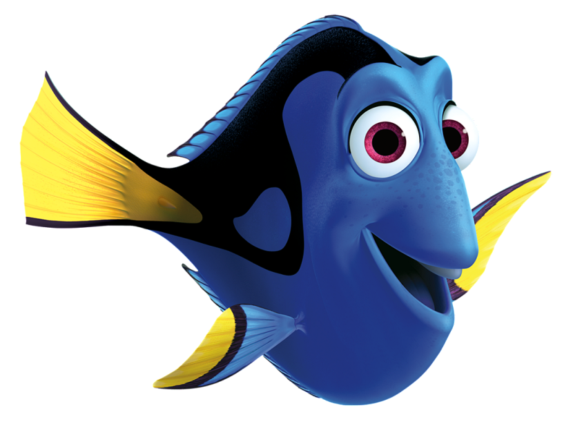 Finding Dory Clipart - Clipartion.com
