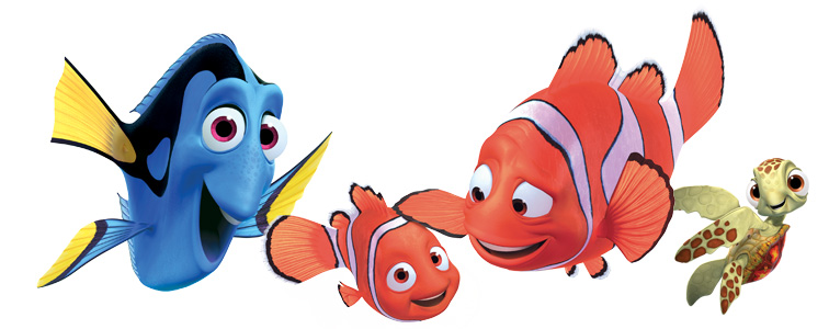 Finding Nemo Disney Gifs Clipart Free Clip Art Images