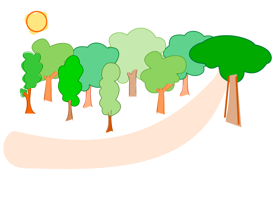 Forest Forest Clipart