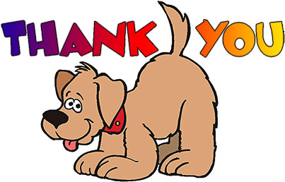 Free Animated Thank You Clipart Thank You Gifs Graphics