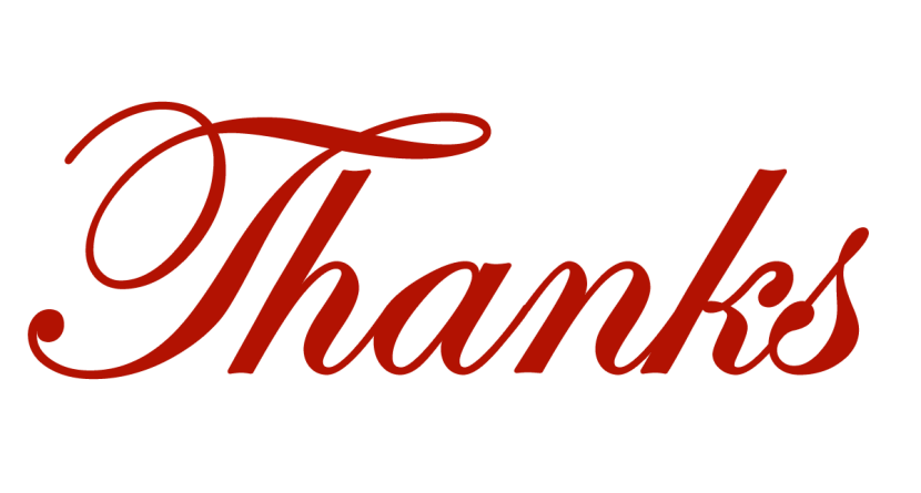 free online thank you clipart - photo #19