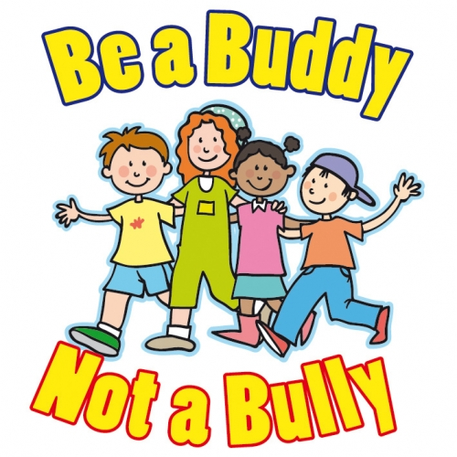 Free Coloring Pages Of No Bulling