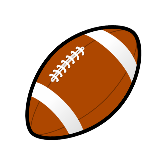 Free Flag Football Clipart