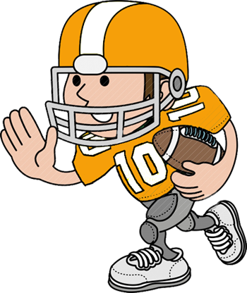Best Flag Football Clipart #24081 - Clipartion.com