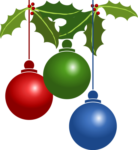 Free Holly Clipart Christmas Clip Art Images And
