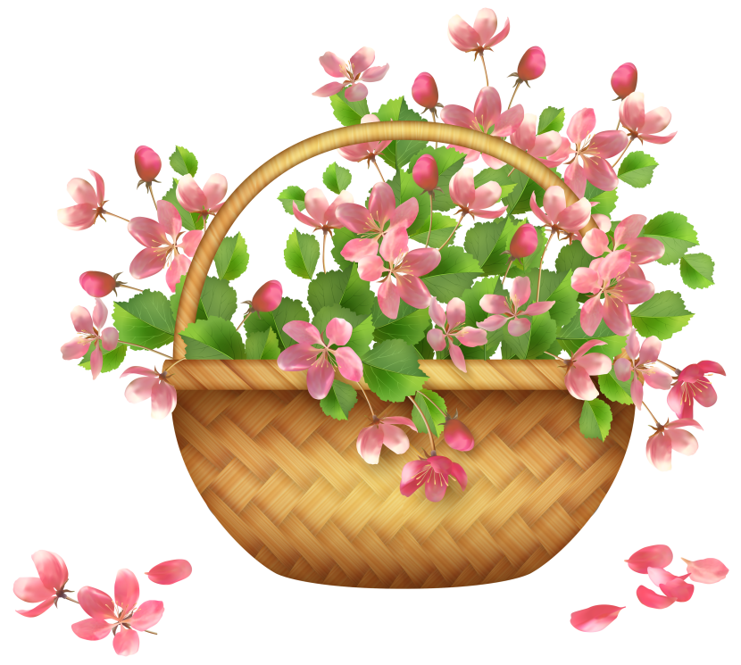 Best Spring Flowers Clip Art #24125 - Clipartion.com