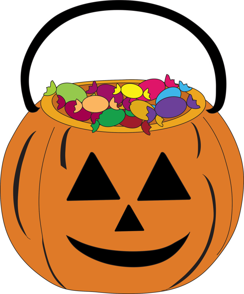 Halloween Candy Clip Art Jpeg