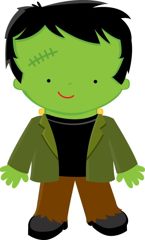 Gallery For > Halloween Frankenstein Clipart