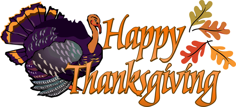 Happy Thanksgiving Clip Art Holidays