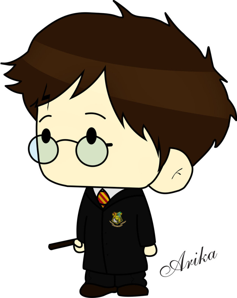 Harry Potter Clip Art Free