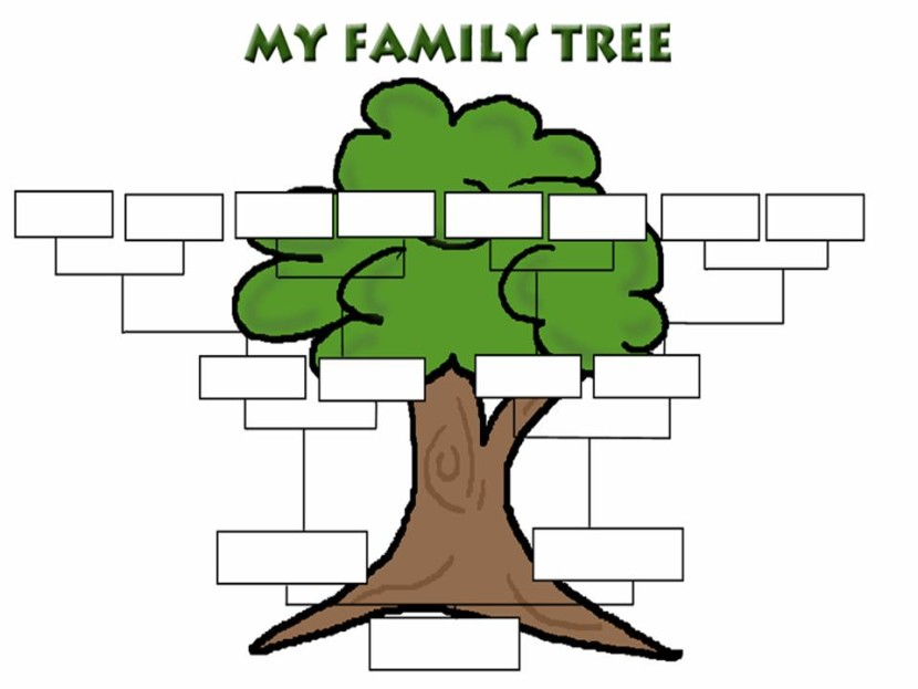 Heart Family Tree Clip Art Free