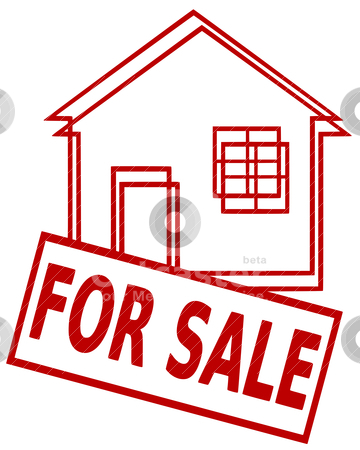 House For Sale Clip Art Free