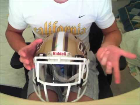 How To Put Nike Visor On Revo Speed Youtube