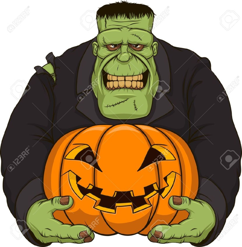 Frankenstein Clipart - Clipartion.com