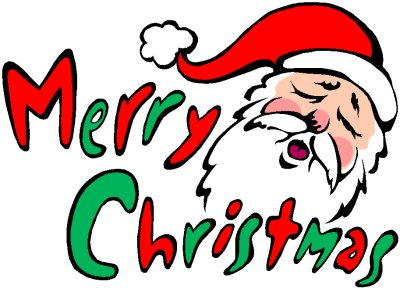 Images Merry Christmas Clip Art Words Page 3