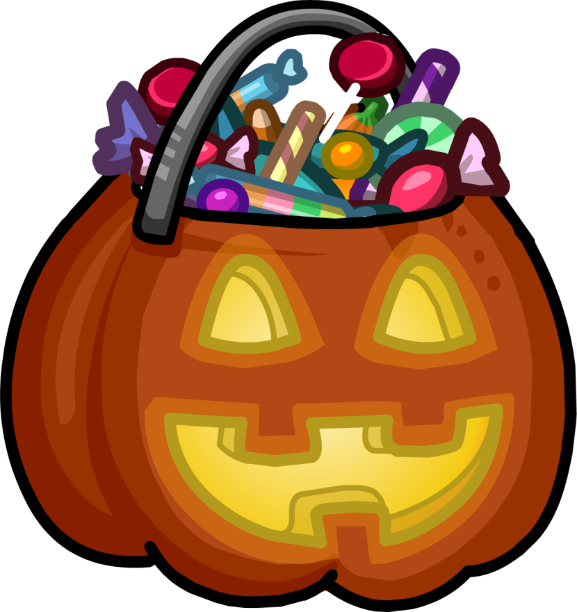 Images Trick Or Treat Clipart Page 3
