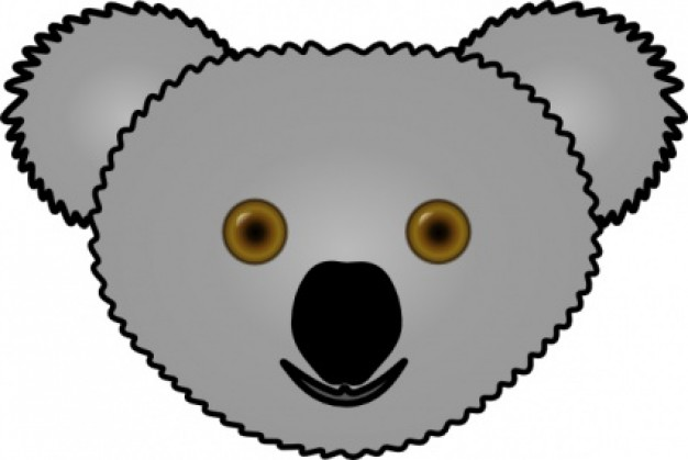 Koala Clip Art Previous Next Free