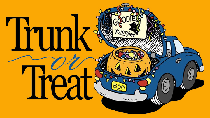 Lake Christian Church Trunk Or Treat