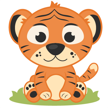 Large Baby Tiger Png