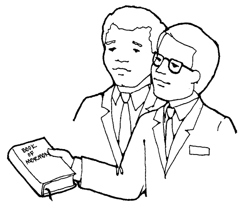Lds Clipart Children