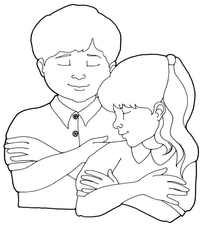 Lds Clipart Praying Part 8