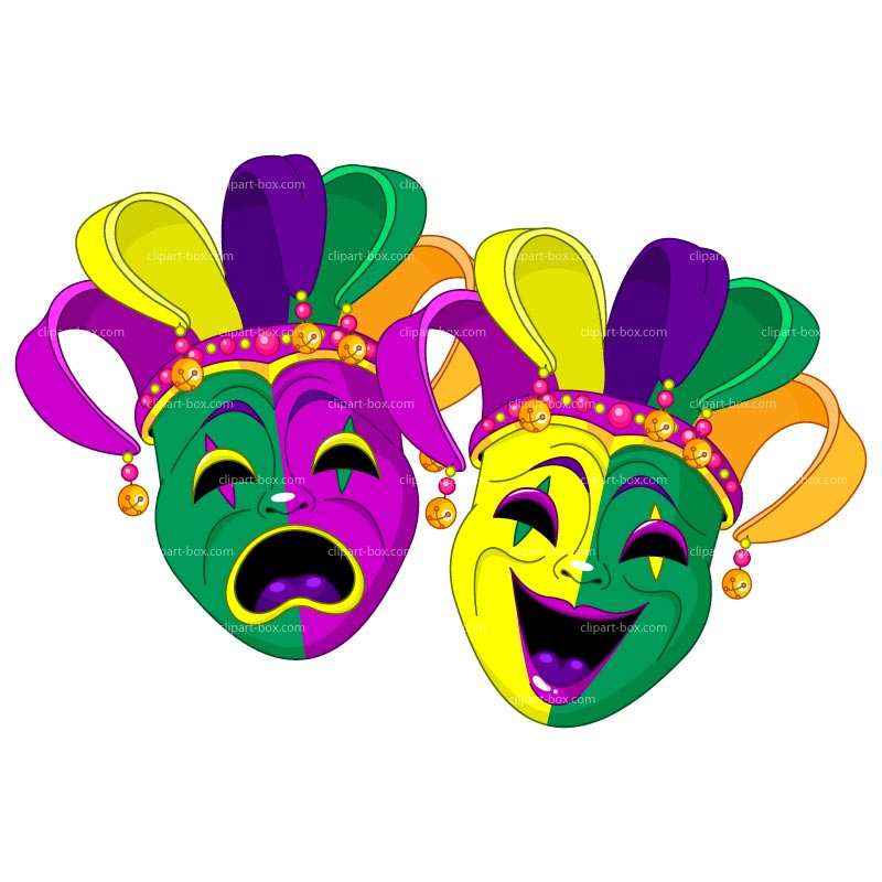 Best Mardi Gras Clip Art #24147 - Clipartion.com