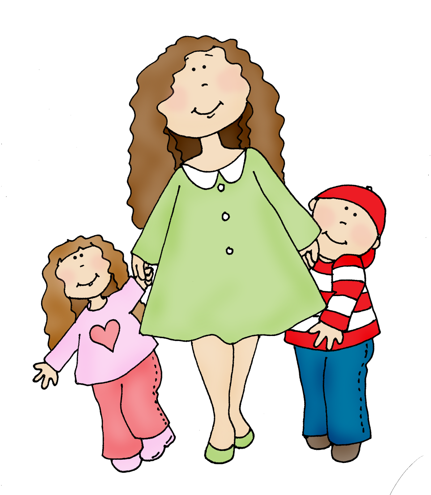 Best Mom Clipart #24374