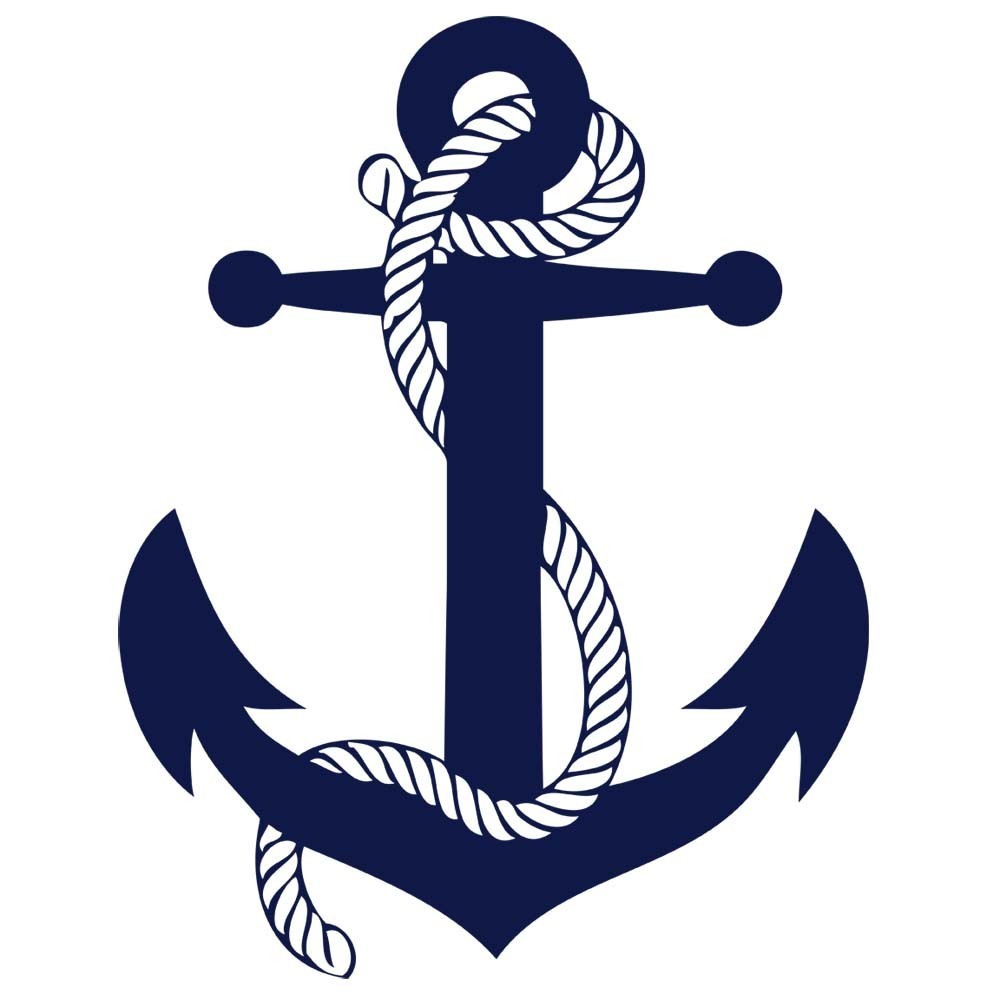 Nautical Love On Nautical Stripes Anchors And Anchor