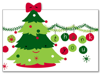 best christmas thank you clip art 22897   clipartion