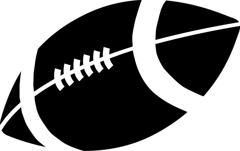 Nfl Football Clipart Flag Football Clipart