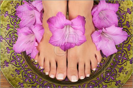 Pedicure And Manicure Spa Picture
