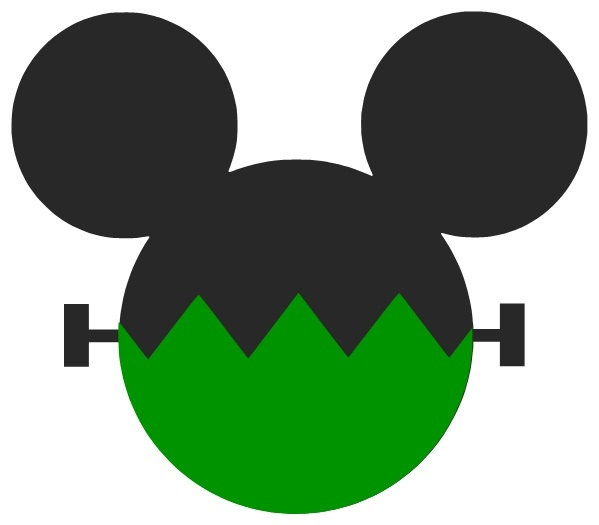 Personalized Frankenstein Mickey Mouse Diy Iron On Decal 7
