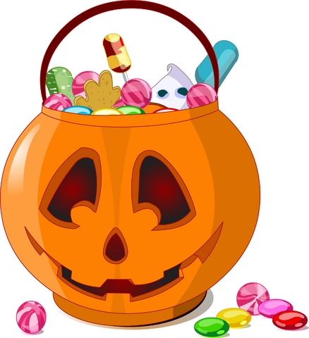 Picture Of Halloween Candy