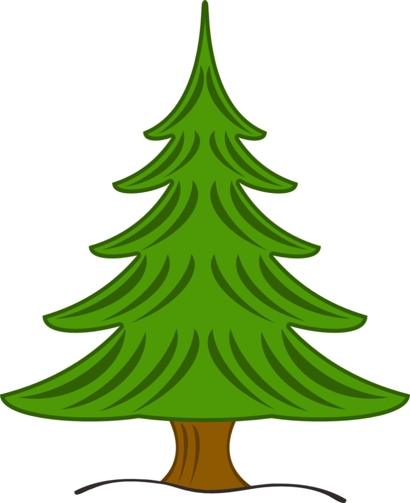 Pine Tree Clipart Png Free
