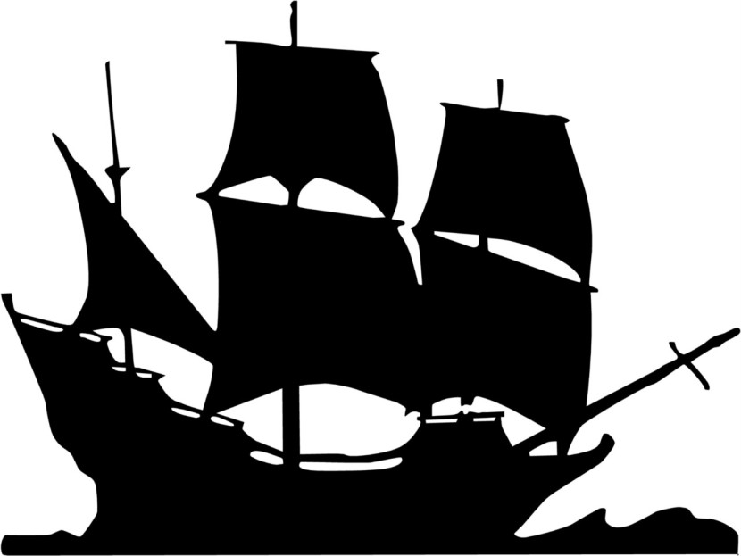 Pirate Boat Clip Art