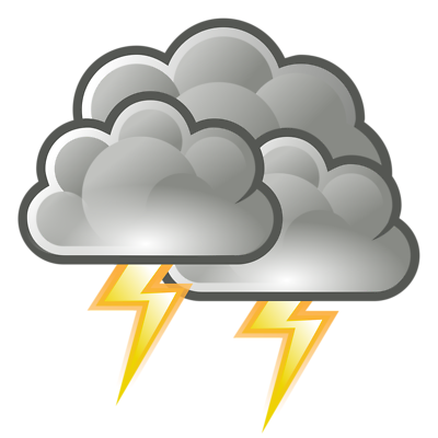 Pix For Stormy Weather Clipart