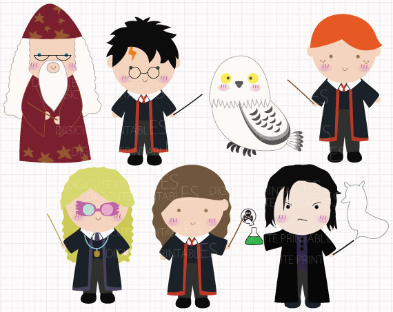 Popular Items For Harry Potter Digital