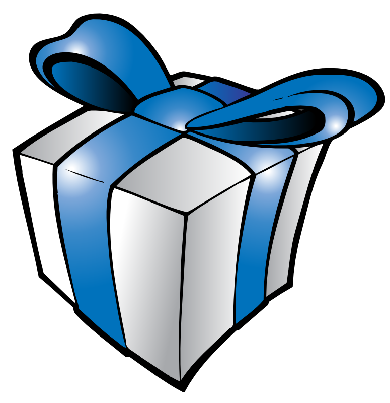 Presents Png Present Clipart
