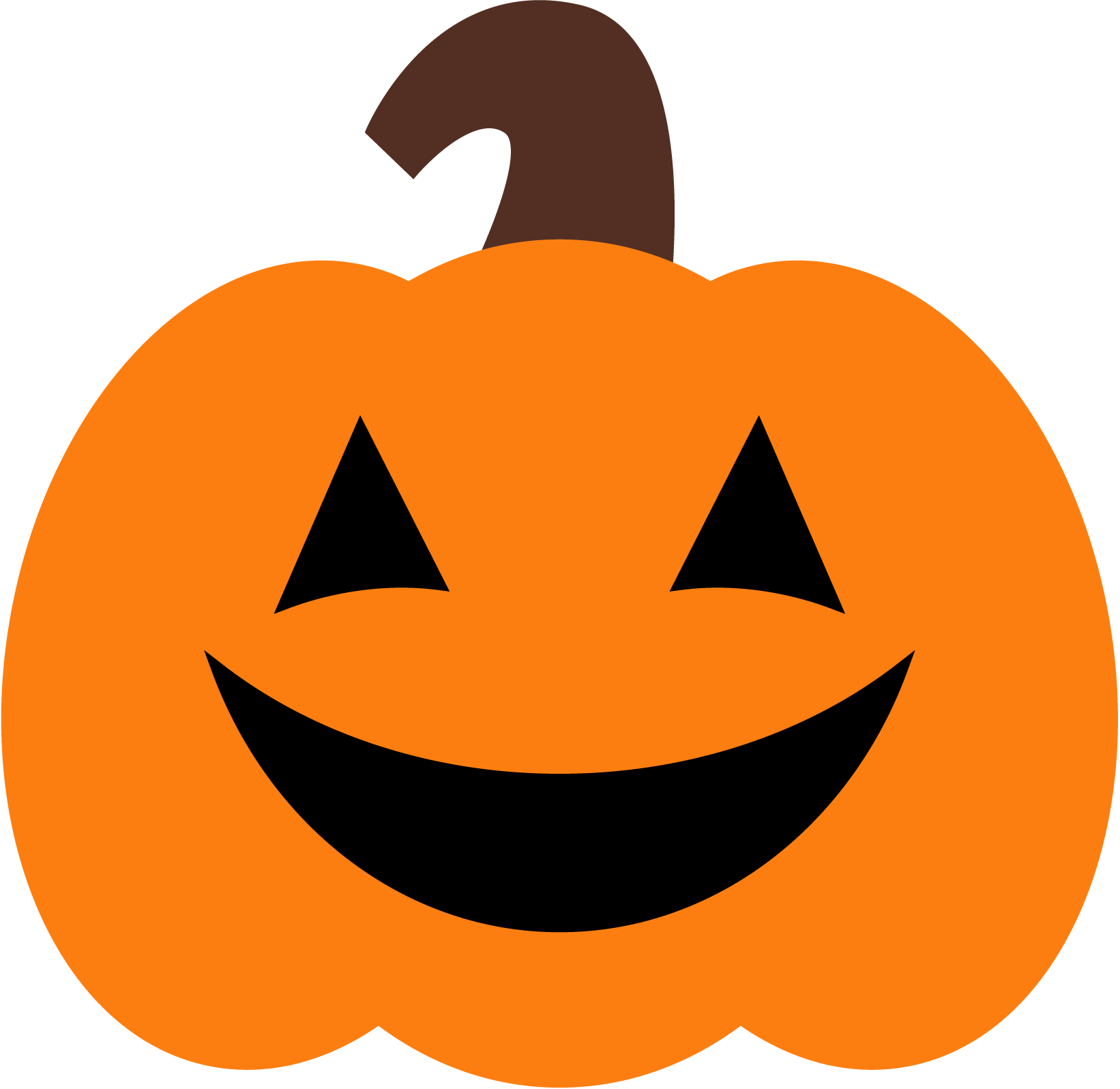 Best Cute Pumpkin Clipart #22592 - Clipartion.com